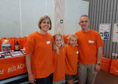 Neuzuzügeranlass in Bülach - Einsatz als Gewerbe-Vorstandmitglied
