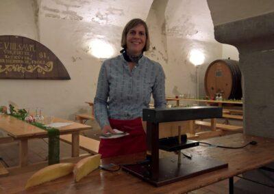 SVP Raclette-Abend 2017