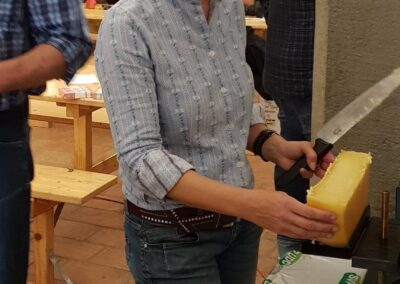 Raclette-Abend SVP Bülach, 2018