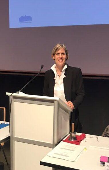 Gemeinderatspräsidentin 2017