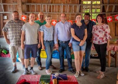 Sommerfest 2018, SVP Bülach